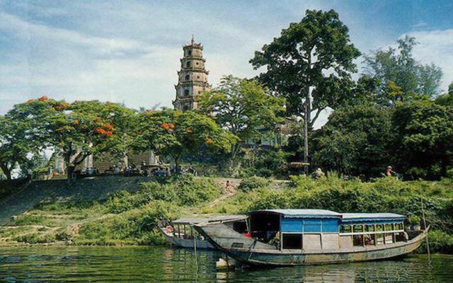 Những nét đẹp của sông Hương làm say đắm du khách